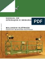 Manual Balancim Elétrico