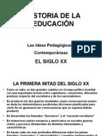 Hist. de La Ed. Siglo XX-Grosso