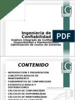 IG-102 Ingeniería de Confiabilidad SDV