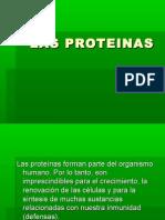 LAS PROTEINAS 2.0..