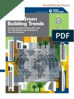 World Green Building Trends SmartMarket Report 2013