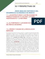 Problemas y Perspectivas Economicas Del Desarrollo