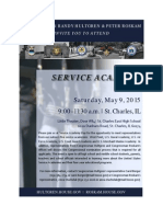 Service Academy Day - May 9