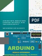 Curso de Arduino Megatronica