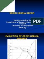 Groin Hernia Repair