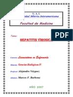 Hepatitis Historia