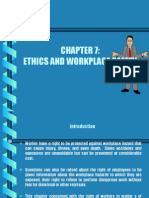 Ethics Workplace Safety
