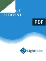 Light Cube - LED Product Catalog