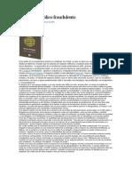 Reseña El Espacio Público Como Ideologia - Manuel Delgado