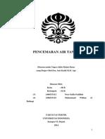 Paper Kimia Dasar - Kelompok 02R-Pencemaran Air Tanah