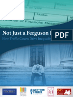 Not Just a Ferguson Problem - How Traffic Courts Drive Inequality in California