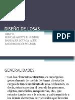 Diseño de Losas- Exposicion 1