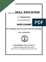 Life Skill Education