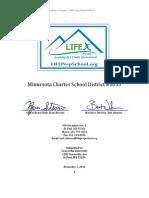 2014 10 30 life prep wbwf report
