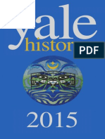 Yale University Press History 2015 Catalog