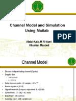 2x2 Channel Model