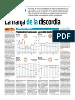 La franja de la discordia - Eduardo Zegarra y Javier Escobal - El Comercio - 060415