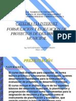 Modulo I - Identificación de Proyectos