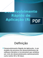 Desenvolvimento Rápido de Aplicação (rad)