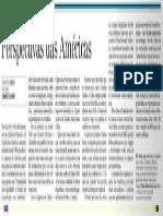 Correio Popular- 08.Abri.2015 - Perspectivas Das Américas - Ricardo Luigi e Nelson Damico Jr