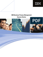 IBM BPM CaseStudies CustomerReferences SuccessStories