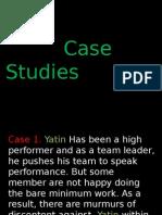HRM Case Studies