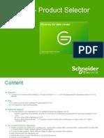 Presentation Product Selector IBusway