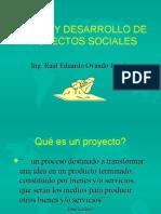 Modulo III - Diseño y Desarrollo de Proyectos