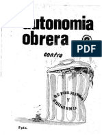 Contra Reformismo y Dirigismo