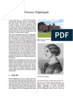 biography of Florence Nightingale
