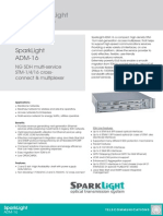 SparkLight ADM 16 Ang