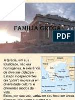 Família Grega
