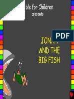Jonah and the Big Fish English