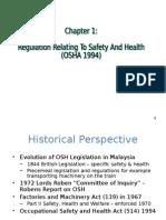 1 OSHA Regulations Rev1
