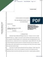 Google Inc. v. American Blind & Wallpaper Factory, Inc. - Document No. 94