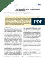 2013_Revealing Active Layer Morphology Using SE_JPCC