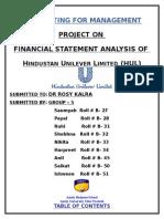 Final Accounts Proj-2