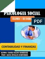 Informe - Psicologia Social Tercera Unidad