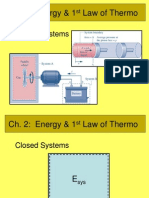 Thermodynamics I - Chapter 2 Notes