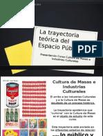 La Trayectoria Teórica Del Espacio Público - Historia y crítica de la opinión pública (Habermas)