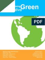 USF Going Green Initiative
