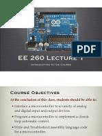 Introduction Arduino