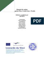 Manual de Ensino Trapézio Fixo, Corda Lisa e Tecido Aéreo Parte 1- Preparação e Treino
