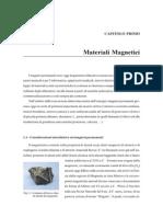 Appunti 1 Magneti
