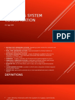 Operating System Classification