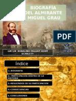 Biografia de Miguel Grau Final