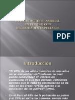 Estimulación Sensorial en El Niño Con Necesidades Especiales - A
