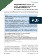 Tribendimidine and Albendazole for Treating Soil-.pdf
