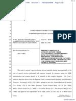 Pirvezrdean et al v. G.D. Searle & Co. et al - Document No. 2