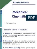 Dependência 2º Ano Cinemática Basica